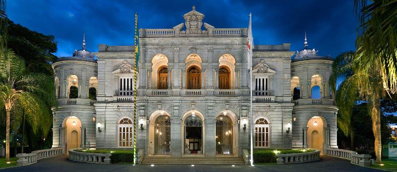 Palácio da Liberdade em Belo Horizonte: Arquitetura