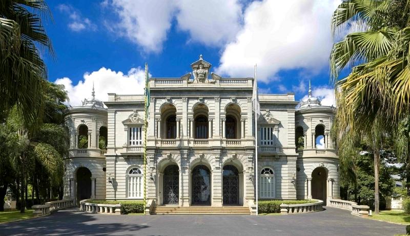 Casa FIAT de Cultura em Belo Horizonte: Palácio da Liberdade