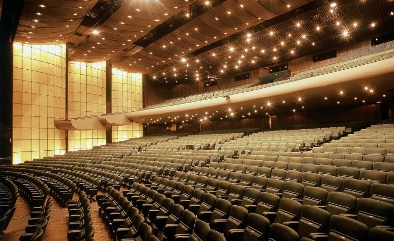 Palácio das Artes em Belo Horizonte: Teatro