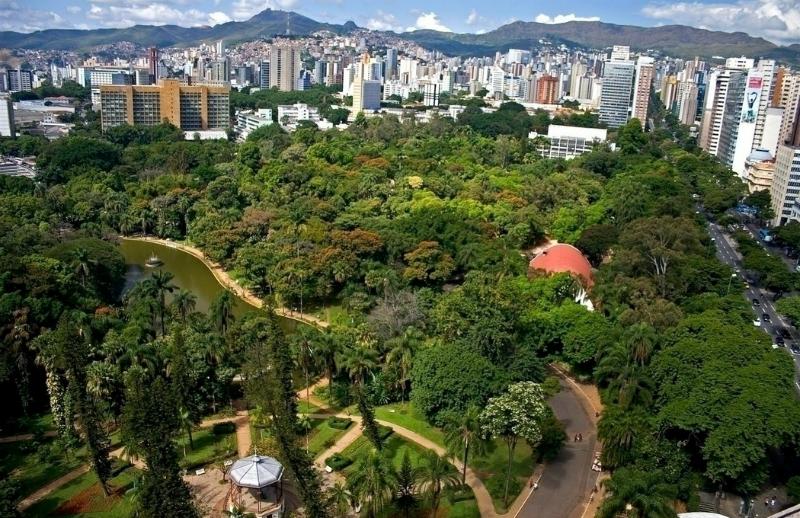 Parque Municipal Américo Renné Giannetti em Belo Horizonte: Como chegar