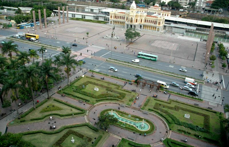 Praça da Estação em Belo Horizonte: Como chegar