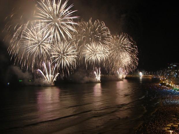Ano Novo em Balneário Camboriú