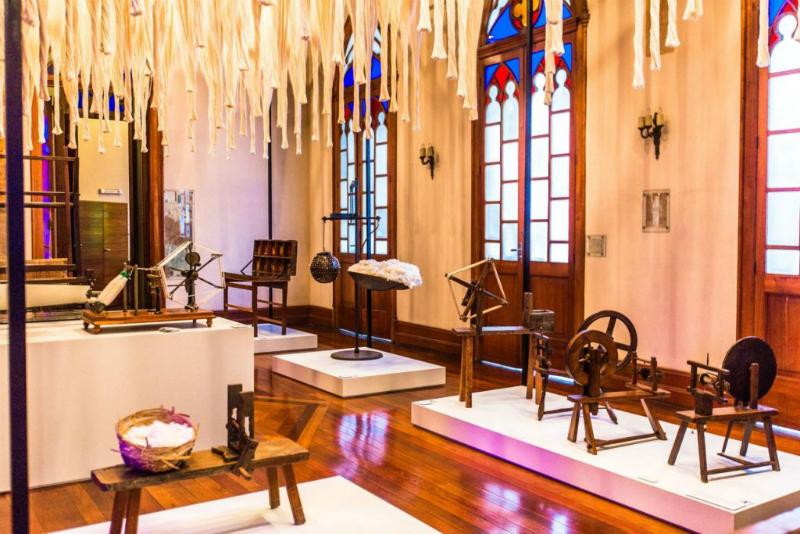 Museu da Moda em Belo Horizonte: Exposições