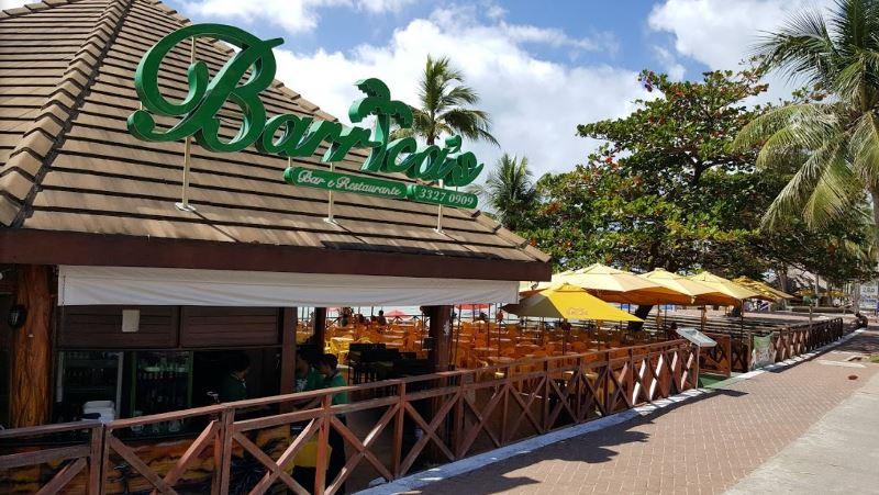 Melhores bares em Maceió: Barrica's Bar