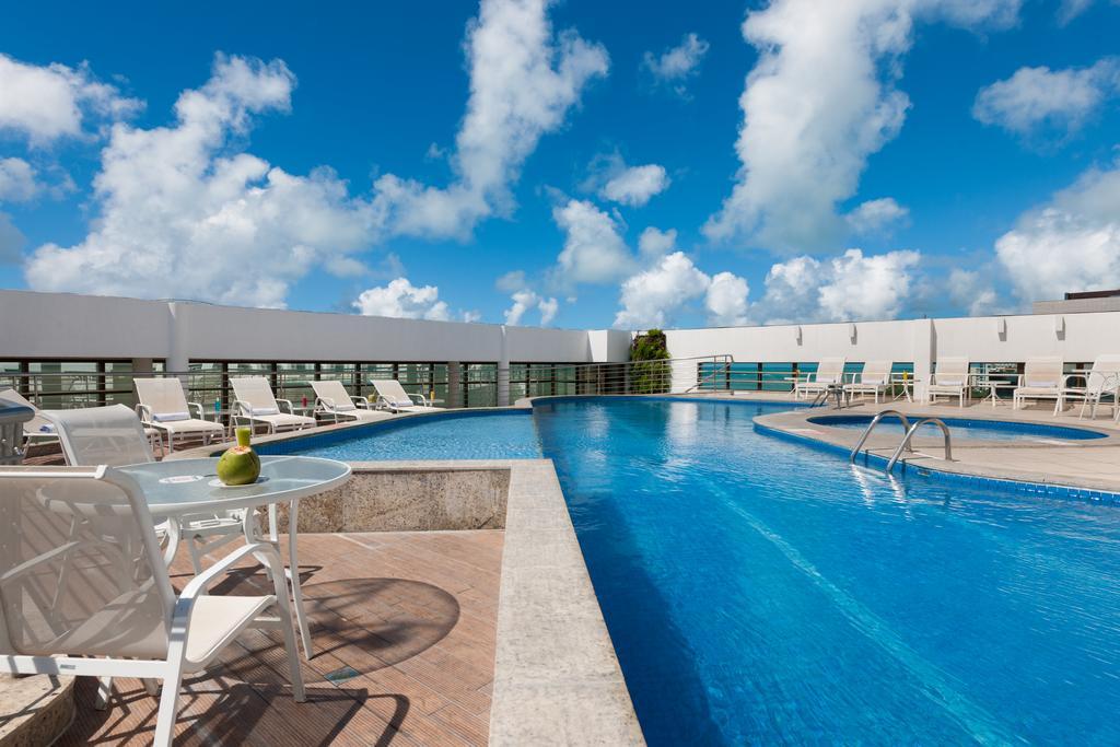 Dicas de hotéis em Maceió: Área de lazer do Best Western Premier Maceió