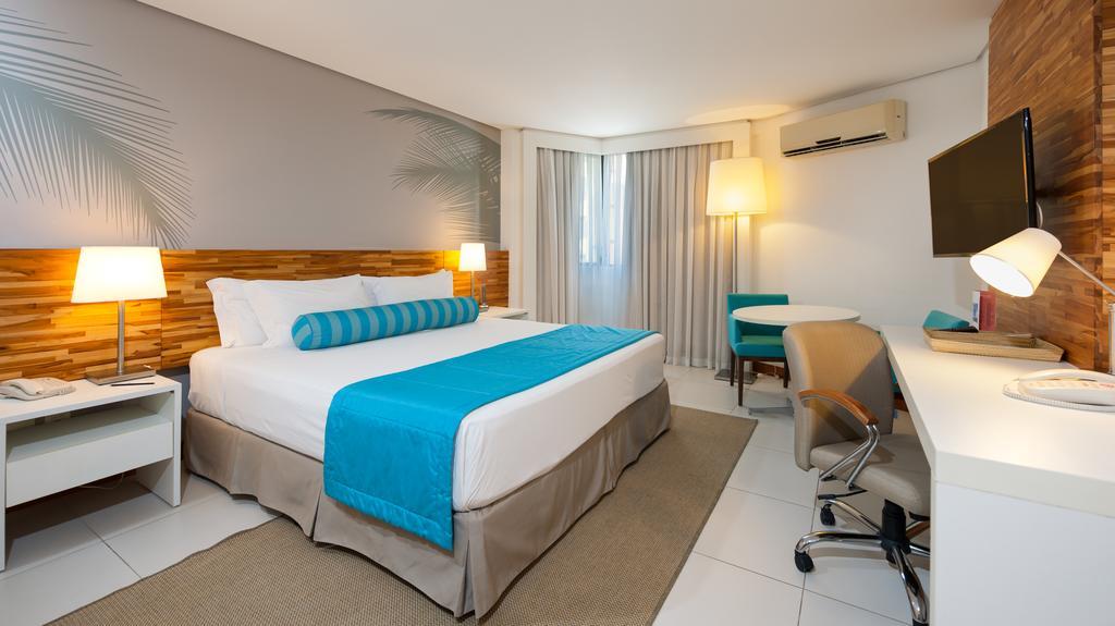 Dicas de hotéis em Maceió: Quarto do Best Western Premier Maceió
