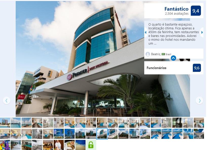 Melhores hotéis em Maceió: Best Western Premier Maceió