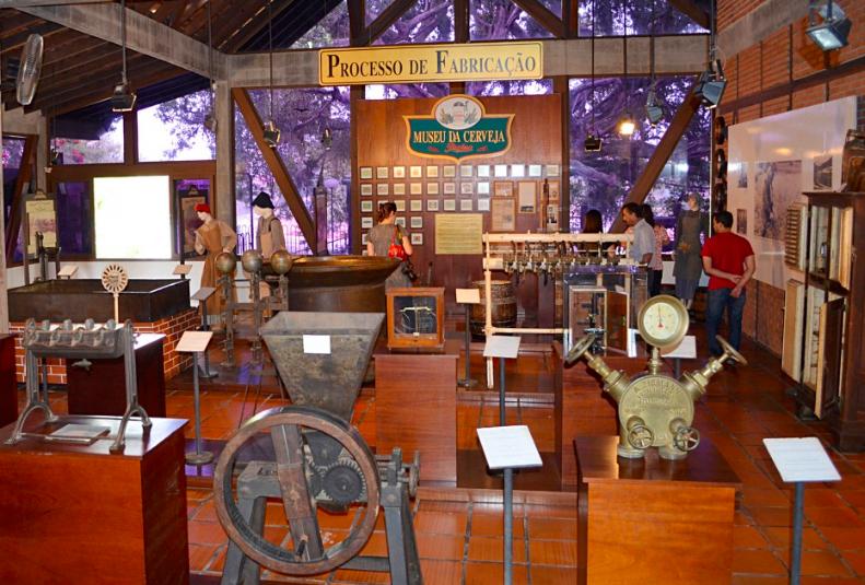 Museus em Blumenau: Museu da Cerveja