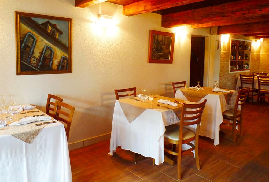 Melhores restaurantes em Blumenau: Zizi Bistrô