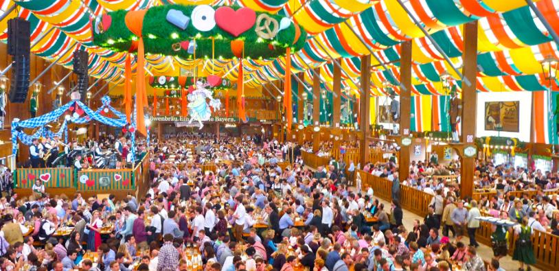 Parque Vila Germânica em Blumenau: Oktoberfest