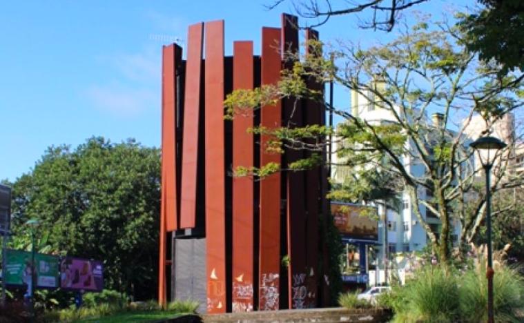 Praças em Blumenau: Martinho
