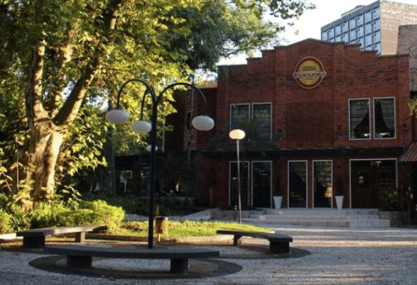 Tudo sobre a Rua XV de Novembro em Blumenau: Praça Hercílio Luz