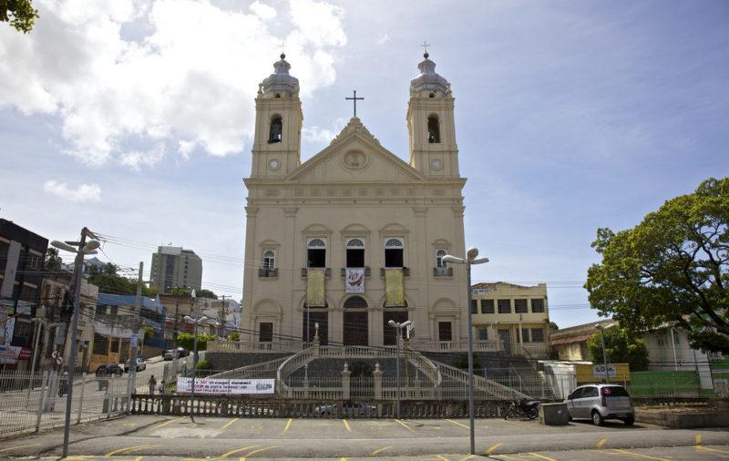 Pontos turísticos em Maceió: Catedral Metropolitana de Maceió