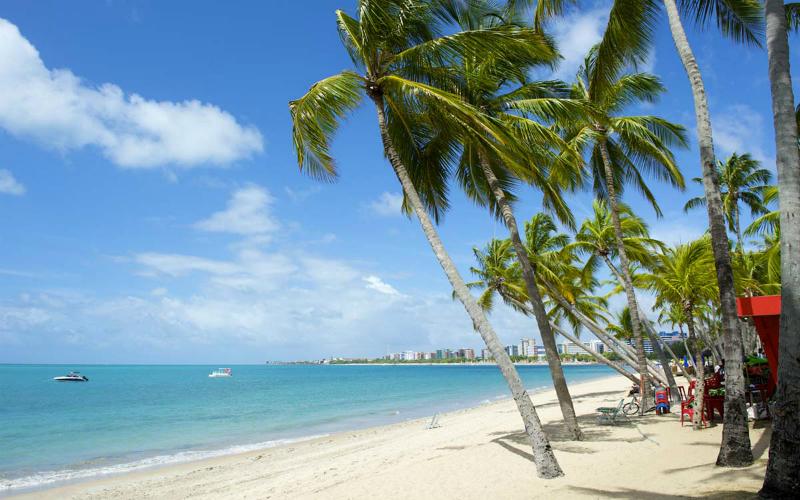 Clima e temperatura em Maceió: Praias ensolaradas