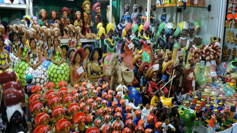 O que fazer a noite em Maceió: Feira de Artesanato de Pajuçara