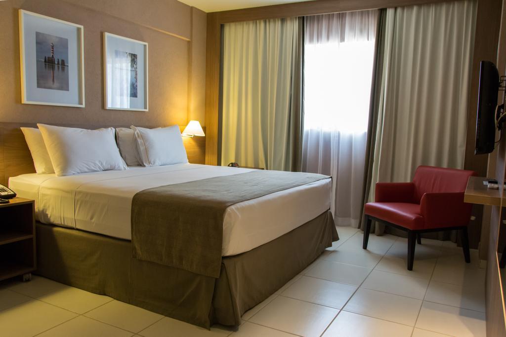 Hotéis no centro de Maceió: Quarto do Holiday Inn Express Maceió