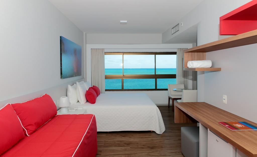 Dicas de hotéis em Maceió: Quarto do Hotel Ponta Verde Maceió