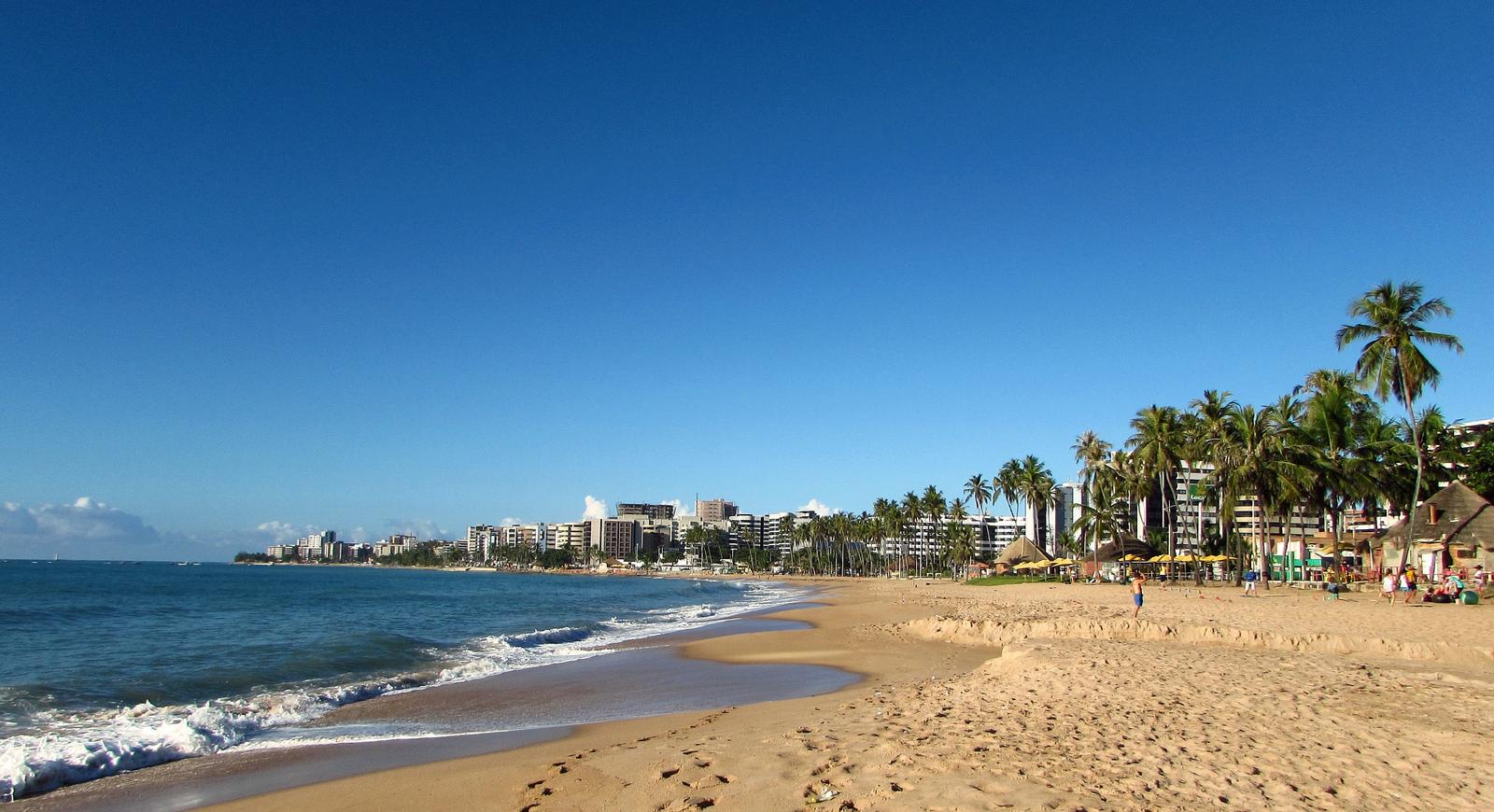 Onde ficar em Maceió: Praia Jatiúca