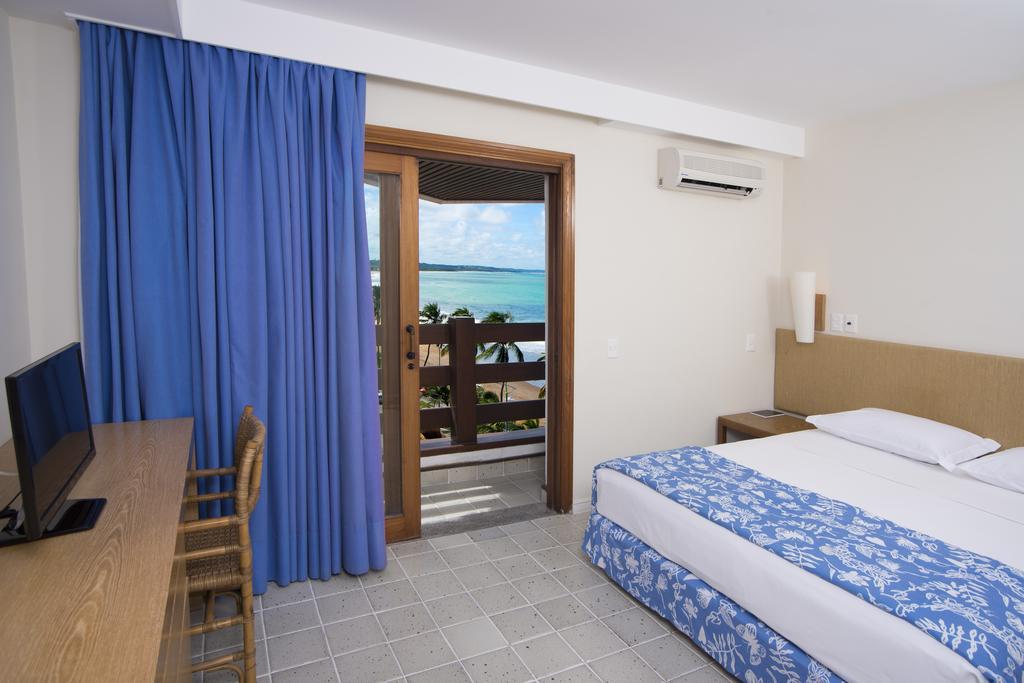 Hotéis no centro de Maceió: Quarto do Jatiúca Suítes Resort by Slaviero