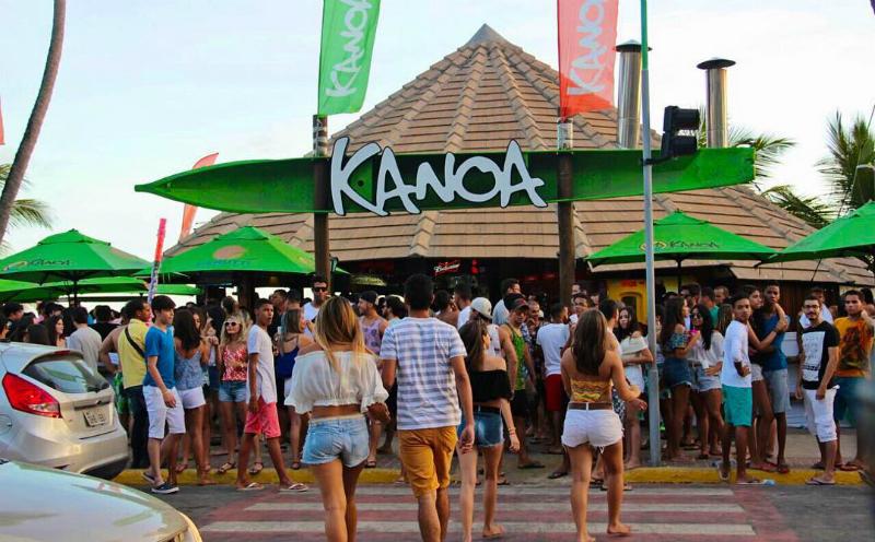 Melhores bares em Maceió: Kanoa Bar