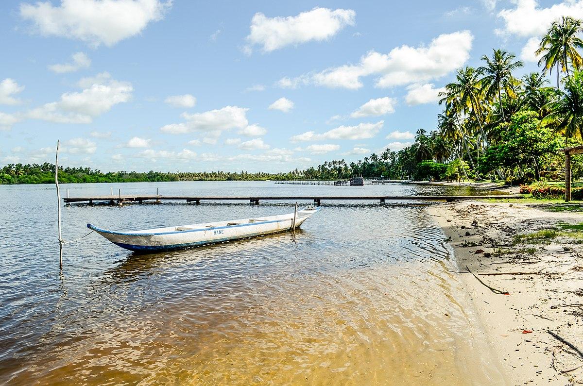 Pontos turísticos em Maceió: Lagoa Mundaú