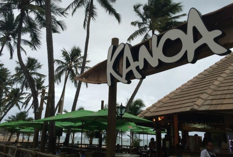 O que fazer a noite em Maceió: Kanoa