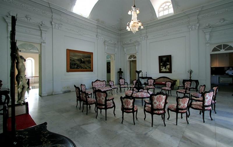 Museus em Maceió: Interior do Museu Palácio Floriano Peixoto (MUPA)