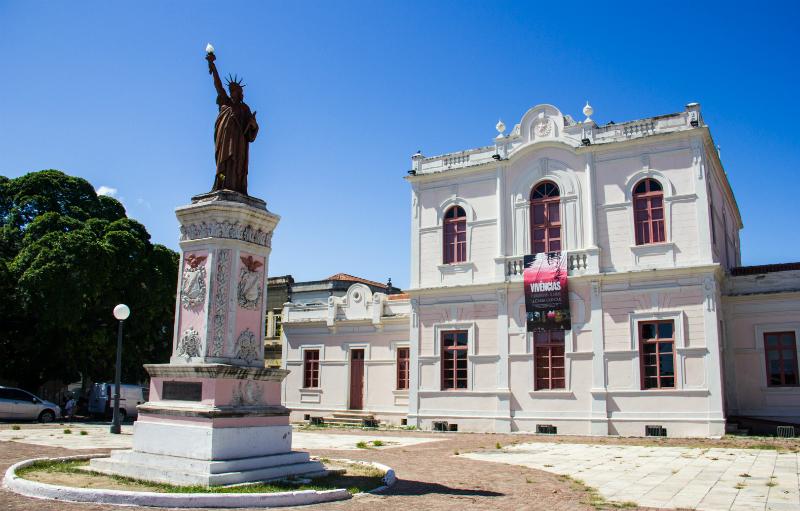 O que fazer com as crianças em Maceió: Museu da Imagem e do Som de Alagoas