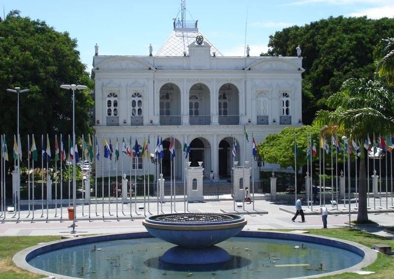 Pontos turísticos em Maceió: Palácio Floriano Peixoto