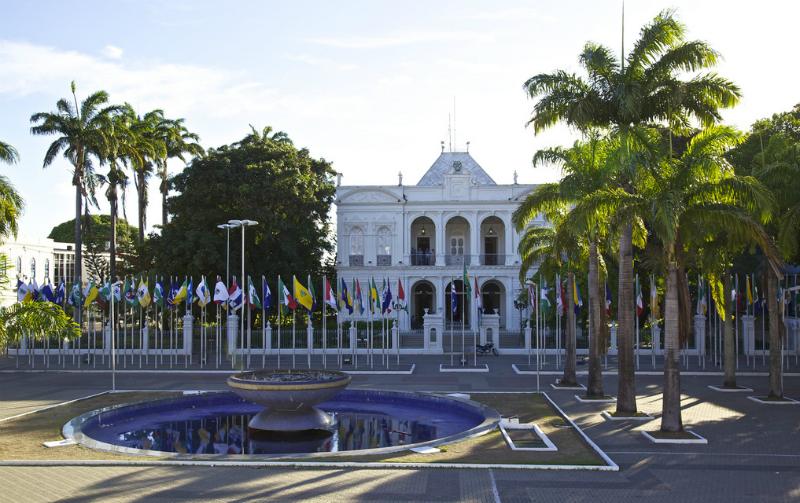 O que fazer em Maceió: Palácio Floriano Peixoto