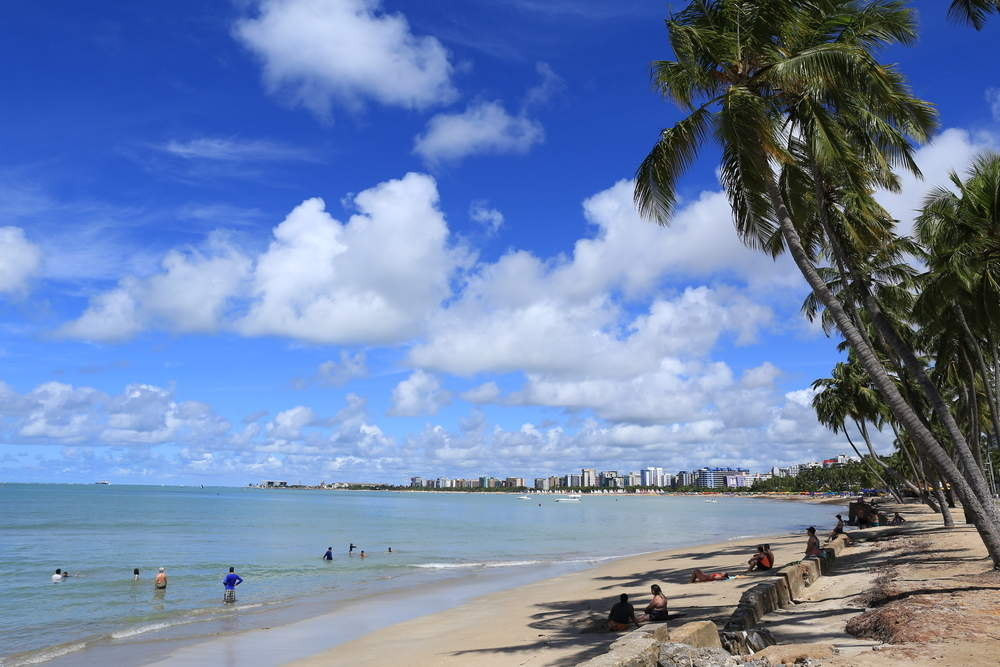 Onde ficar em Maceió: Praia da Ponta Verde