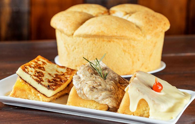 Melhores restaurantes em Maceió: Comidas típicas do Restaurante Bodega do Sertão