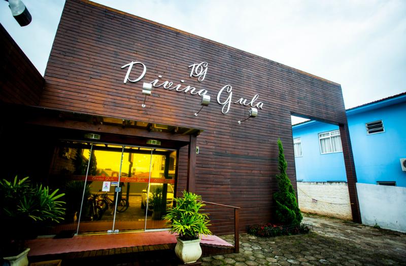 O que fazer com as crianças em Maceió: Restaurante Divina Gula
