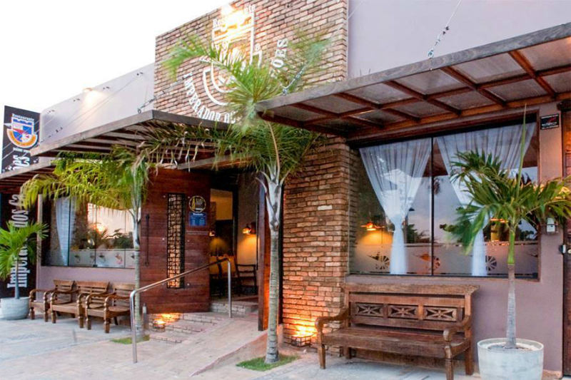 Melhores restaurantes em Maceió: Restaurante Imperador dos Camarões