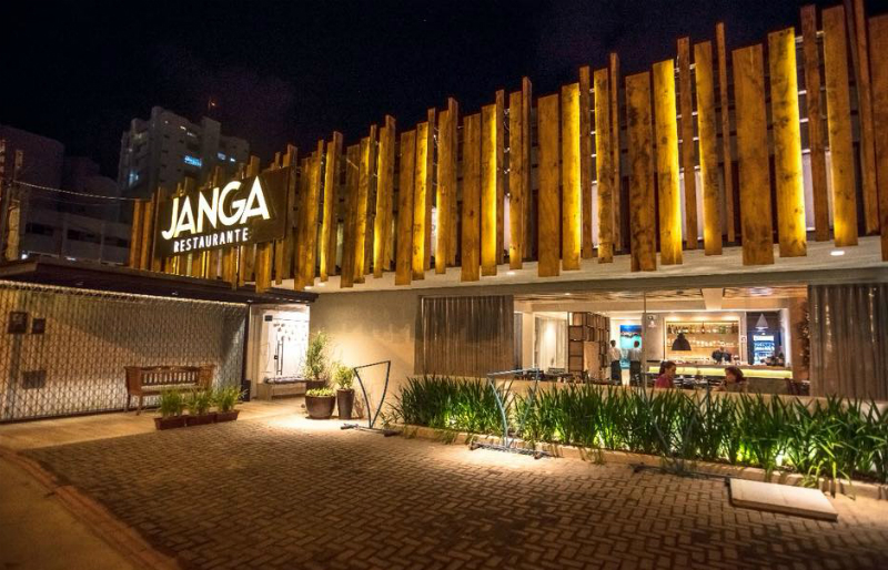 Melhores restaurantes em Maceió: Restaurante Janga