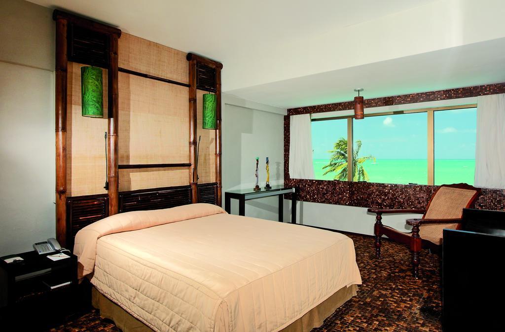 Melhores hotéis em Maceió: Quarto do Ritz Lagoa da Anta Hotel & SPA