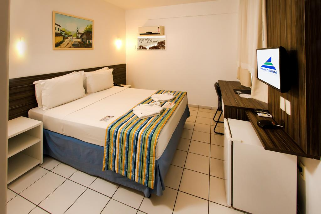 Hotéis no centro de Maceió: Quarto do Tambaqui Praia Hotel