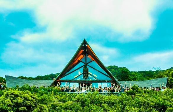 Warung Beach Club em Balneário Camboriú