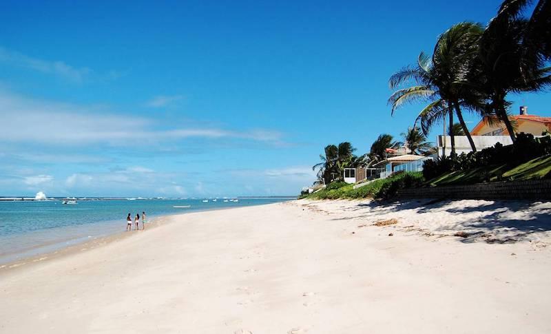 Pontos turísticos em Maceió: Praia do Francês