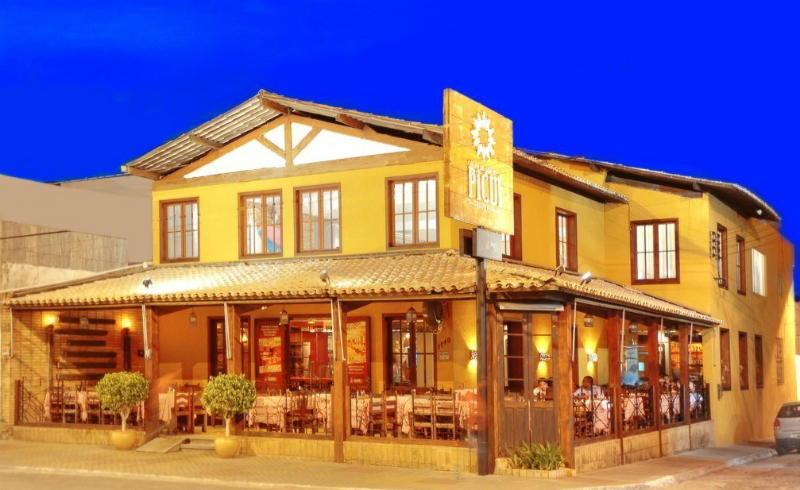 Melhores restaurantes em Maceió: Restaurante Picuí