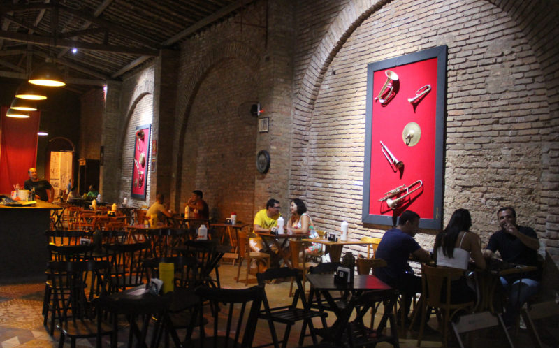 Melhores bares em Maceió: Rex Jazz Bar